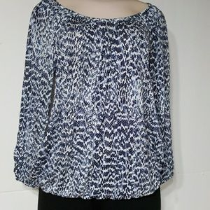 Michael Kors trendy blouse